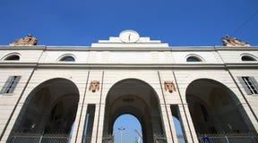Modena's university Royalty Free Stock Photo