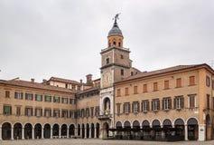 Modena town Hall, Italy Royalty Free Stock Photos
