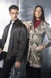 Modepaare Stockfoto