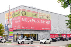 Modepark Röther Royalty Free Stock Photo