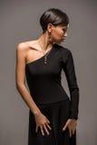 Modeporträt der asiatischen Frau Lizenzfreie Stockfotos