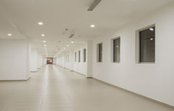 Moder business center interior Stock Image