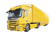 Moder truck Stock Images