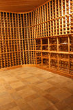 Moder Wine Cellar Royalty Free Stock Image