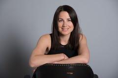 Moderatorin Julia Bauer Stockfotografie