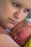 Moderförälskelse Royaltyfri Fotografi