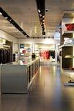 Moderiktig boutique Arkivfoto