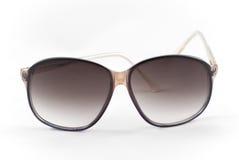 moderiktig solglasögon för gammal skola royaltyfria bilder