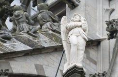 modern ängel Arkivbild