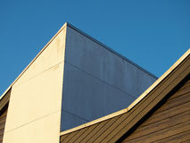 Modern Abstract Architecture Stock Photography