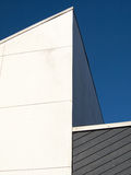 Modern abstract architecture Royalty Free Stock Photography
