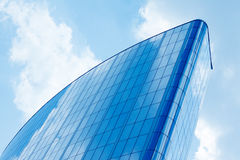Modern abstract architecture Royalty Free Stock Images
