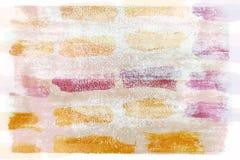 Modern Abstract Art Background Design Stock Afbeeldingen