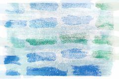 Modern Abstract Art Background Design Royalty-vrije Stock Fotografie
