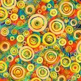 Modern abstract art. Modern watercolor background. Stock Photos