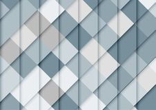 Modern Abstract background in blue tone. Template design for pre. Sentation, cover, brochure and web banner Stock Images
