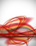 Modern abstract background Royalty Free Stock Images