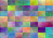 Modern abstract background for decoration. Modern abstract mosaic background for decoration royalty free illustration