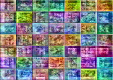 Modern abstract background for decoration Royalty Free Stock Photography