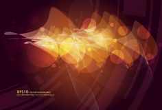 Modern abstract background with space for your Royalty Free Stock Photos