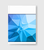 Modern  abstract brochure Royalty Free Stock Photos