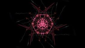 Modern abstract dark background. stock image