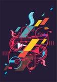 Modern abstract design Stock Photos