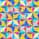 Modern abstract geometric background, seamless polygonal design vector illustration
