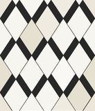 Modern abstract geometric pattern with rhombuses. Perfect texture for fabric, wrapping paper or wallpapers. Stock Photo