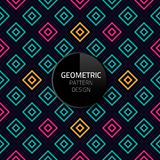 Modern Abstract Geometric pattern template vector seamless background design eps 10. Modern Abstract Geometric pattern template vector seamless background design Stock Photos