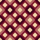 Modern abstract geometric seamless pattern Stock Photos