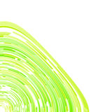 Modern abstract green background Stock Images
