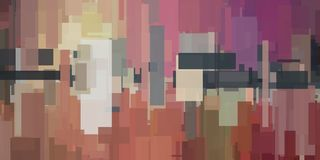 Colorful abstract pattern Royalty Free Stock Photography