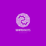 Modern abstract logo or element design. Best for identity and logotypes. Stock Images