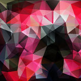Modern abstract polygonal colorful background Royalty Free Stock Photo