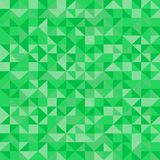 Abstract seamless green pattern royalty free illustration