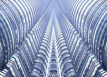 modern abstrakt arkitektur Royaltyfri Bild