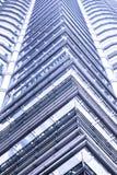modern abstrakt arkitektur Royaltyfri Fotografi