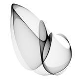 modern abstrakt design Arkivbilder