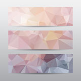 Modern abstrakt titelrad för designarbete, vektorillustration Arkivfoto