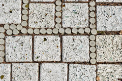 Modern abstrakt trottoar Royaltyfri Fotografi