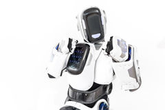 Modern achievement in field of robotics Royalty Free Stock Photos