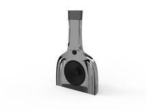 Modern Acrylic Speaker Stock Photo