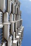 Modern Acute Angle High Rise Modern Building Stock Image