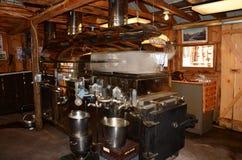Modern Adirondack maple syrup production Royalty Free Stock Photos