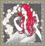 modern affisch Royaltyfri Foto