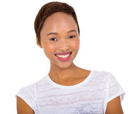 Modern african american woman Stock Photography