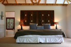 Modern African interior Royalty Free Stock Images