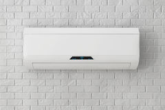 Modern Air Conditioner Stock Images