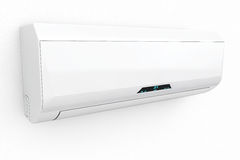 Modern air conditioner Stock Photography